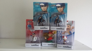Amiibo Contest #1